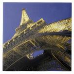 Europa, Francia, París, torre Eiffel, igualando 2 Azulejos
