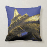 Europa, Francia, París, torre Eiffel, igualando 2 Cojín