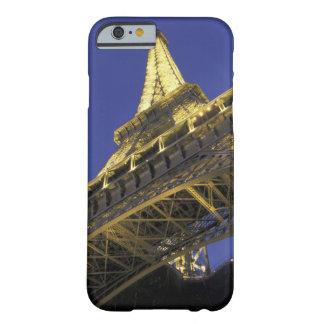 Europa, Francia, París, torre Eiffel, igualando 2 Funda De iPhone 6 Barely There