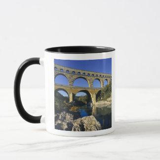 Europa, Francia, Pont du Gard. Pont du Gard, Taza