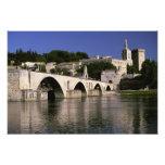 Europa, Francia, Provence, Aviñón. DES de Palais Cojinete
