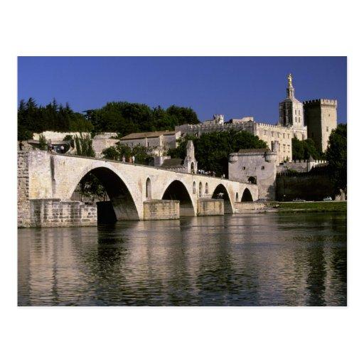 Europa, Francia, Provence, Aviñón. DES de Palais Postal