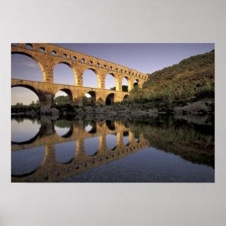 Europa, Francia, Provence, Gard; Pont du Gard, Posters