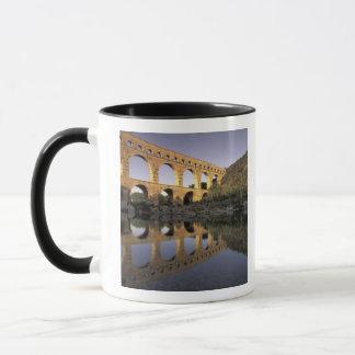 Europa, Francia, Provence, Gard; Pont du Gard, Taza