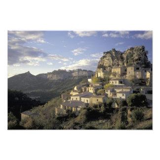 Europa, Francia, Provence, La Roque Alric, Cojinete