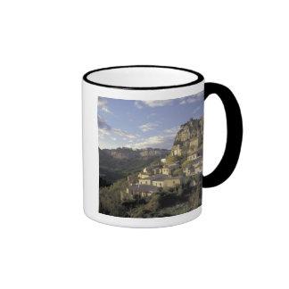 Europa, Francia, Provence, La Roque Alric, Taza De Dos Colores