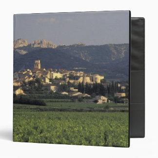 "Europa, Francia, Provence, Vaucluse, SSablet, Carpeta 1 1/2"""