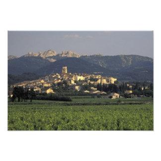 Europa, Francia, Provence, Vaucluse, SSablet, Fotografías