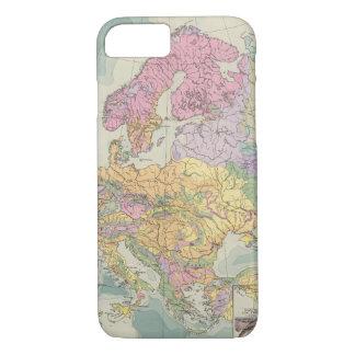 Europa - Geologic Map of Europe iPhone 7 Case