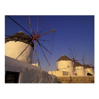 Europa, Grecia, islas de Cícladas, Mykonos, 2 Postal