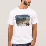 Europa, Grecia, Mykonos. Vistas de la playa Playera