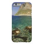 Europa, Grecia, Peloponeso, Monemvasia. Funda De iPhone 6 Barely There
