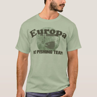 Europa Ice Fishing Team T-Shirt
