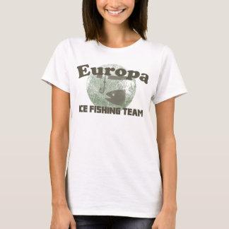 Europa Ice Fishing Team T-Shirt