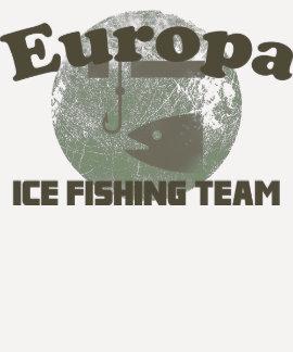 Europa Ice Fishing Team Tshirt