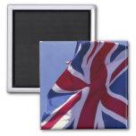 Europa, Inglaterra, bandera británica Iman