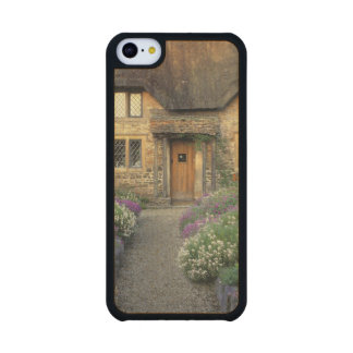 Europa, Inglaterra, Chippenham. Luz de la Funda De iPhone 5C Slim Arce