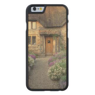 Europa, Inglaterra, Chippenham. Luz de la Funda De iPhone 6 Carved® De Arce