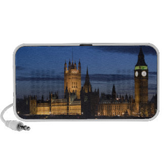 Europa, INGLATERRA, Londres: Casas del parlamento/ iPod Altavoz