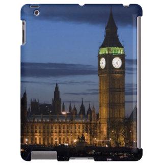 Europa, INGLATERRA, Londres: Casas del parlamento/ Funda Para iPad