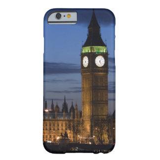 Europa, INGLATERRA, Londres: Casas del parlamento/ Funda Para iPhone 6 Barely There