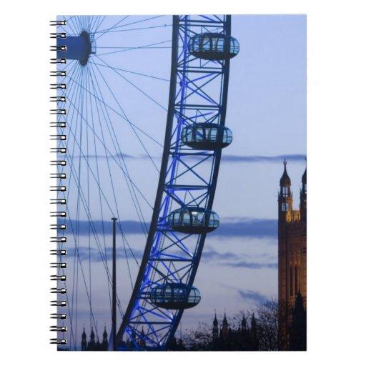 Europa, INGLATERRA, Londres: Casas del parlamento Cuadernos