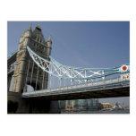 Europa, Inglaterra, Londres. Puente de la torre Postal