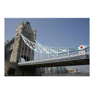 Europa, Inglaterra, Londres. Puente de la torre so Fotografías