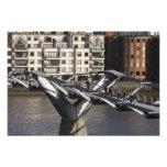 Europa, INGLATERRA, Londres: Vista del milenio Fotografía