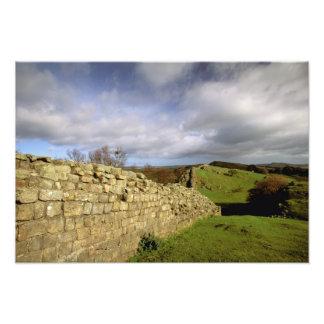 Europa, Inglaterra, Northumberland. Hadrian Fotografía