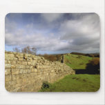Europa, Inglaterra, Northumberland. Hadrian Tapete De Ratones