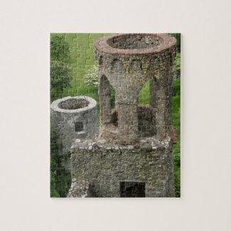 Europa, Irlanda, castillo de la lisonja. ESTA IMAG Rompecabezas Con Fotos