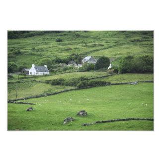 Europa, Irlanda, condado de Kerry, anillo de Kerry Fotografía