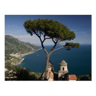 Europa, Italia, Campania, (costa de Amalfi), 2 Tarjeta Postal