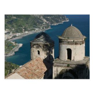 Europa, Italia, Campania, (costa de Amalfi), 3 Tarjetas Postales