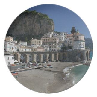 Europa, Italia, Campania, (costa de Amalfi), Amalf Plato