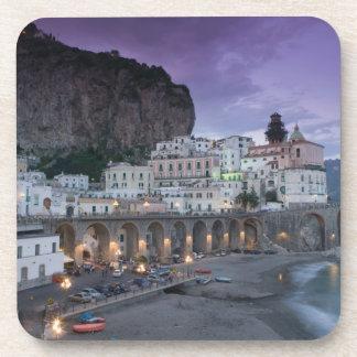 Europa, Italia, Campania (costa) de Amalfi Atrani: Posavasos De Bebidas