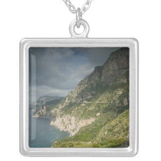 Europa, Italia, Campania (costa) de Amalfi Positan Collares Personalizados