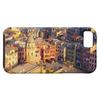 Europa, Italia, Cinque Terre. Pueblo de Vernazza iPhone 5 Cárcasa