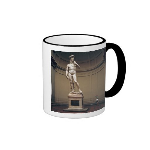 Europa, Italia, Florencia. El tamaño real de Tazas De Café