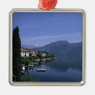 Europa, Italia, lago Como, Tremezzo. Septentrional Adornos De Navidad
