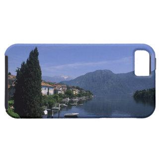 Europa, Italia, lago Como, Tremezzo. Septentrional iPhone 5 Case-Mate Cárcasas