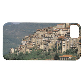 Europa, Italia, Liguria, Apricale. Di de Riviera iPhone 5 Case-Mate Protectores