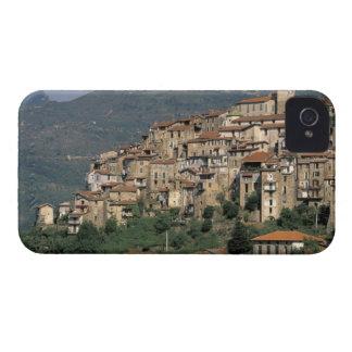 Europa, Italia, Liguria, Apricale. Di de Riviera Case-Mate iPhone 4 Carcasa