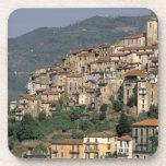 Europa, Italia, Liguria, Apricale. Di de Riviera Posavaso