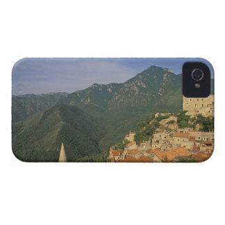 Europa, Italia, Liguria, Castelvecchio Di Rocca Case-Mate iPhone 4 Protectores