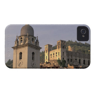 Europa, Italia, Liguria, Dolceaque. Di de Riviera Case-Mate iPhone 4 Funda