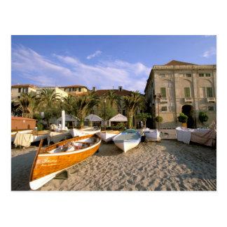 Europa, Italia, Liguria, Riviera di Ponente, 4 Postal