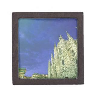 Europa, Italia, Lombardia, Milano. El Duomo, Cajas De Joyas De Calidad