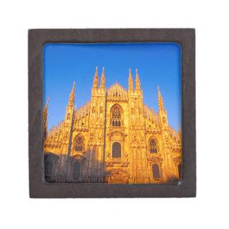 Europa, Italia, Milano, catedral de Milano Cajas De Joyas De Calidad